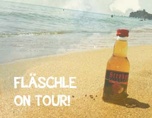 Fläschle on Tour!